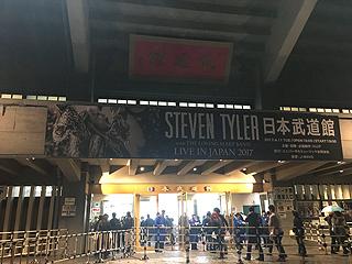 Steven Tyler 日本武道館