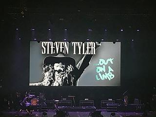 Steven Tyler 終演