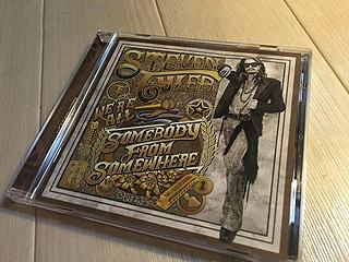 Steven Tyler Somebody from Somewhere