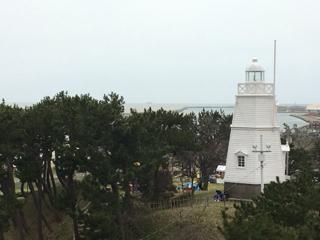 日本最古の灯台(だっけな?)