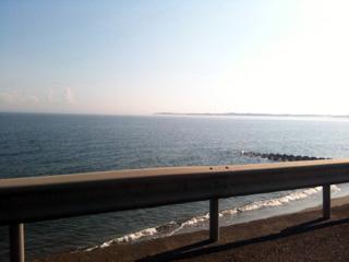 三浦の海岸線