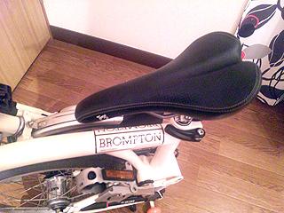 BROMPTON純正サドル(2011年モデル)