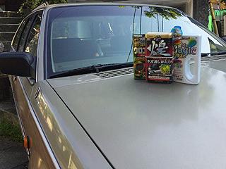 Buick Regal Wagon洗車スタート!