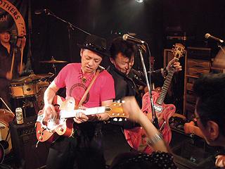 日野さん&山口さんGRETSCH BROTHERS