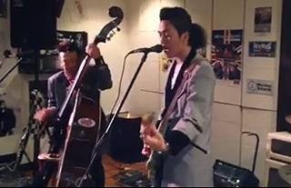 Samurai Bop Revival LIVE