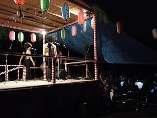 納涼祭LIVE