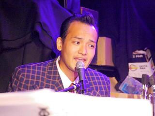 矢野顕子のモノマネが得意な鍵盤、塩原氏