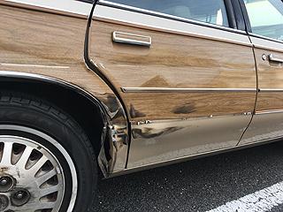 リーガルワゴン事故
