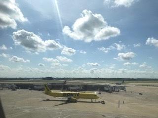 ダラス空港