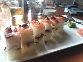 Osaka Pressed Smoked Salmon
