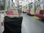 京急線車内
